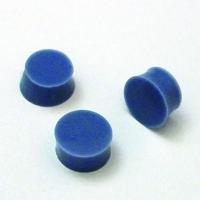 Injection Port Septa (Low Bleed), Chromatherm Blue