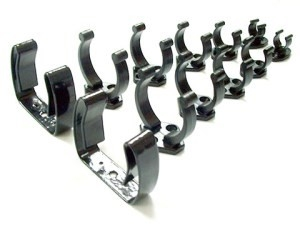 CHROMSPEC Mounting Clips for Gas Traps
