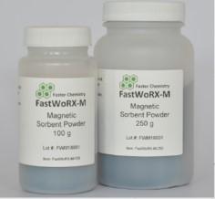 FastWoRX™-M Hydrophobic Magnetic Sorbent