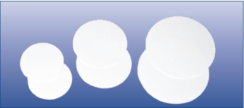 Glass / Quartz Fibre Filters - MN 85/70, Circular
