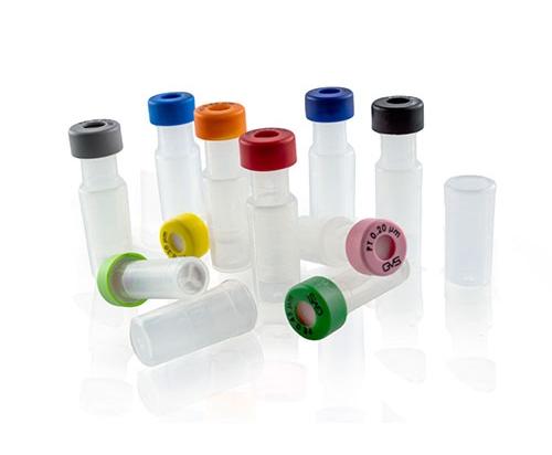 SEPARA® Syringeless Filter Vials