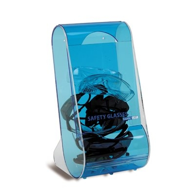 Clearly Safe® Acrylic Eyeglass Dispenser Counter or Wall Mount