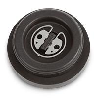 Microseal for 26 gauge or 23/26 gauge tapered needles