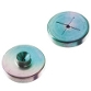 Cross-Disk Inlet Seals for Agilent GCs