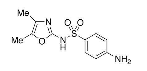 Sulfamoxole, Neat, CAS # 729-99-7