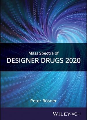Mass Spectra of Designer Drugs 2020, 10th Edition